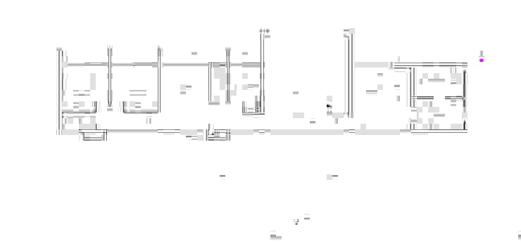 PLANTA ARQUITECTURA NIVEL 2 de artefacto arquitectura Moderno