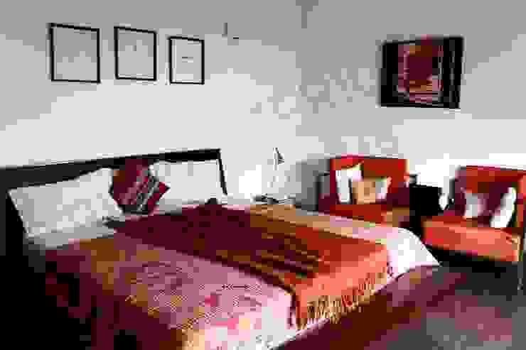 Heritage City 2 Modern style bedroom by Tribuz Interiors Pvt. Ltd. Modern