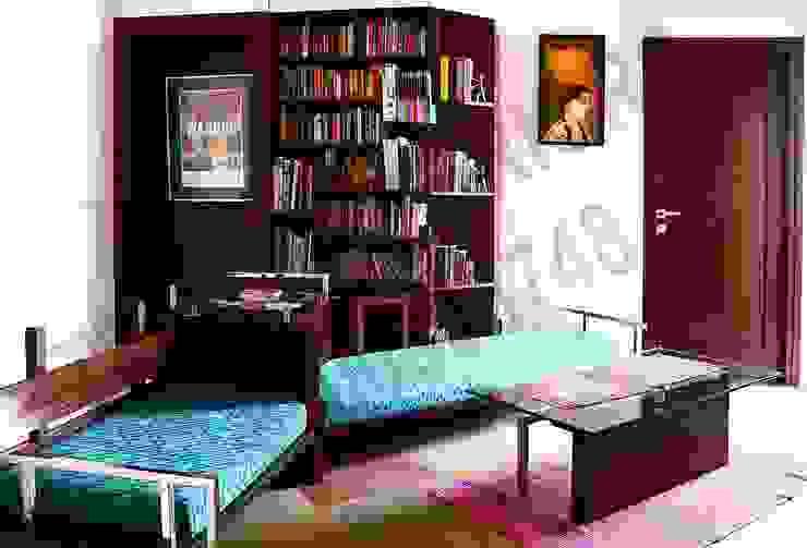 Heritage City 2 Modern study/office by Tribuz Interiors Pvt. Ltd. Modern