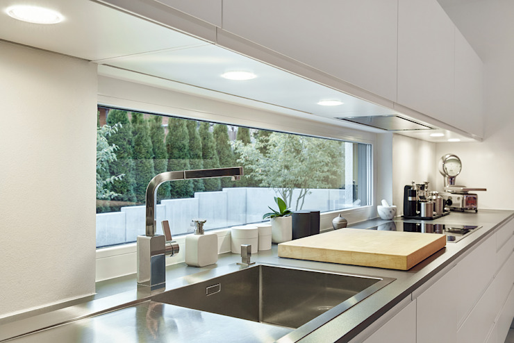 Lopez-Fotodesign Modern kitchen