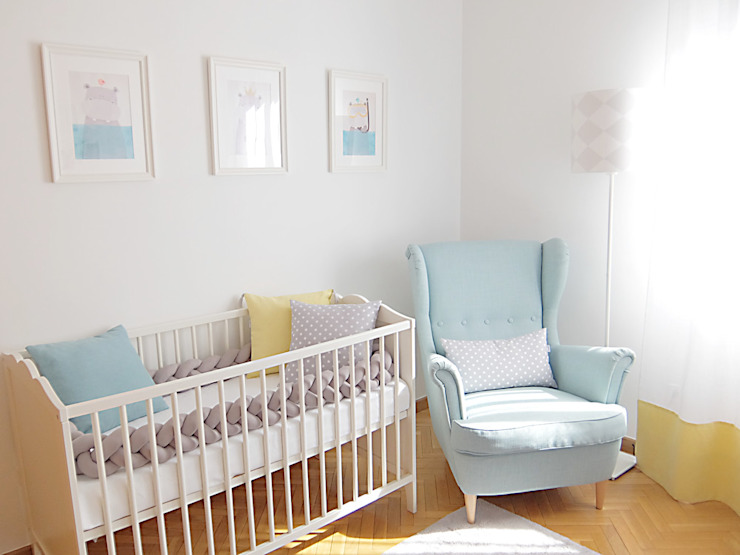 Nursery/kid's room by maria inês home style