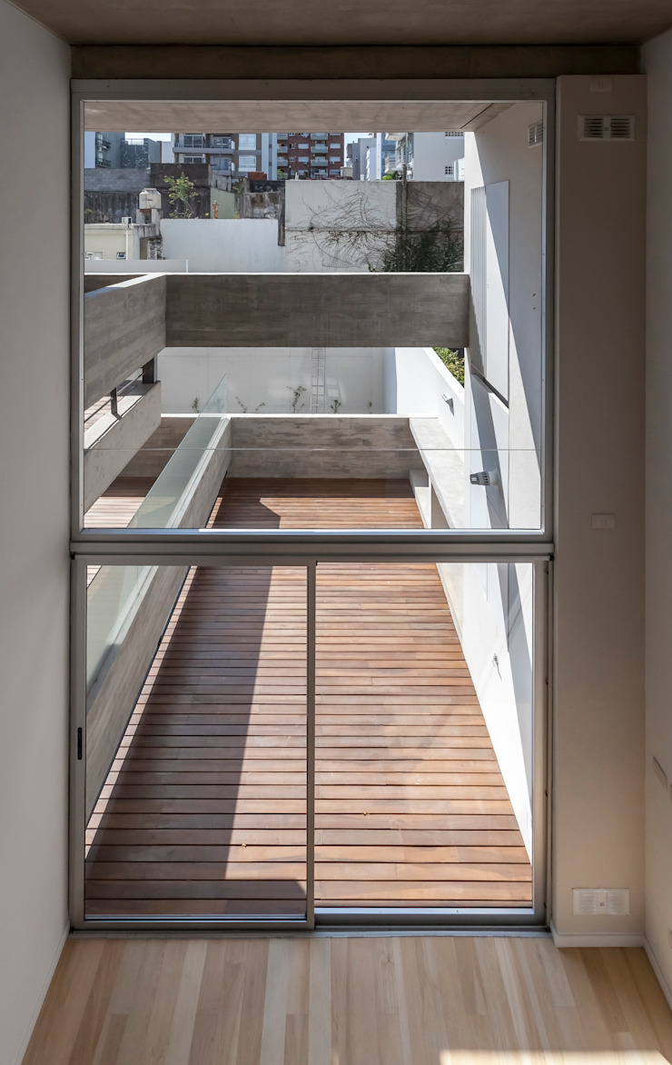 ATV Arquitectos Escaleras Madera
