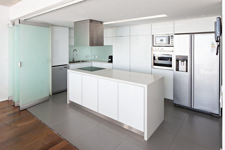 ATV14 / Ravignani 2170 Cocinas modernas: Ideas, imágenes y decoración de ATV Arquitectos Moderno
