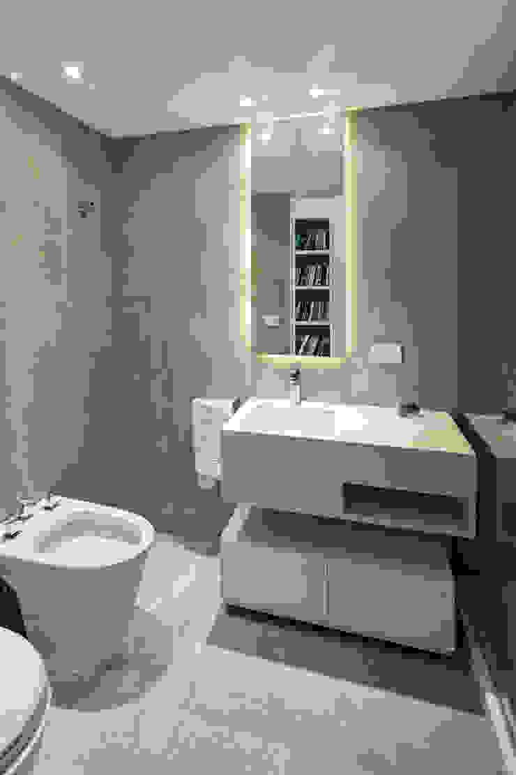 ATV Arquitectos Baños de estilo moderno