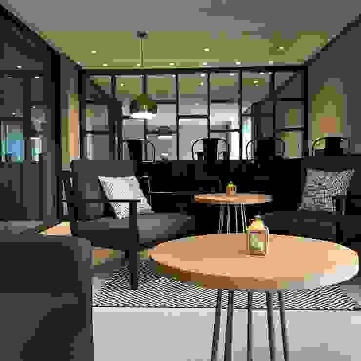 Salon VIP Salas modernas de Ecologik Moderno