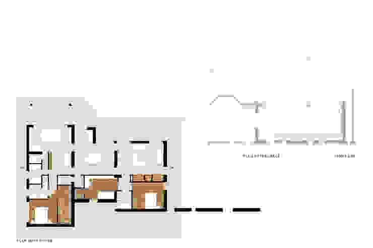 Countryside Villa di Officina29_ARCHITETTI Moderno