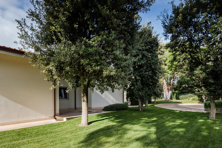 Countryside Villa Case moderne di Officina29_ARCHITETTI Moderno