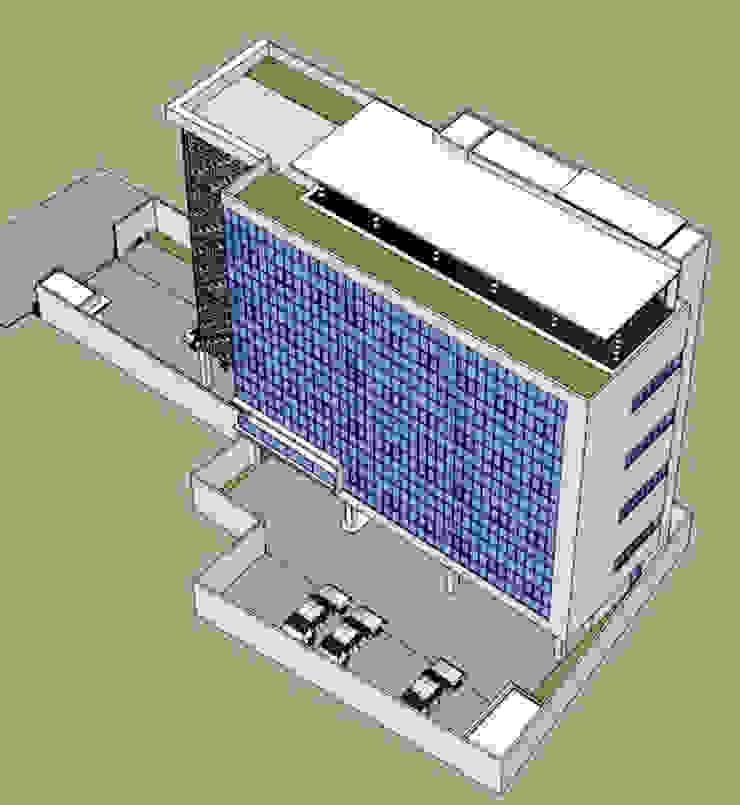 Alleira:modern  oleh sony architect studio, Modern