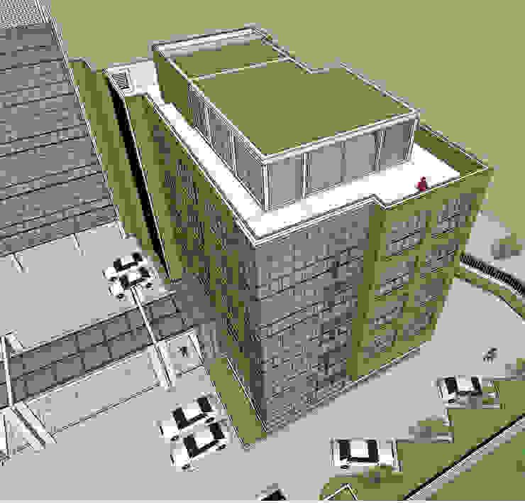Arpeni 46 Office:modern  oleh sony architect studio, Modern