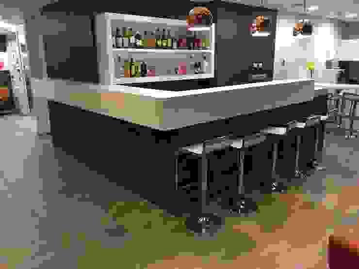 Cliente Pernod Ricard de Crea Oficinas Ltda