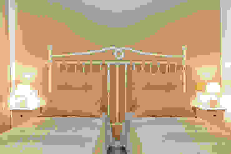senzanumerocivico Klasik Yatak Odası