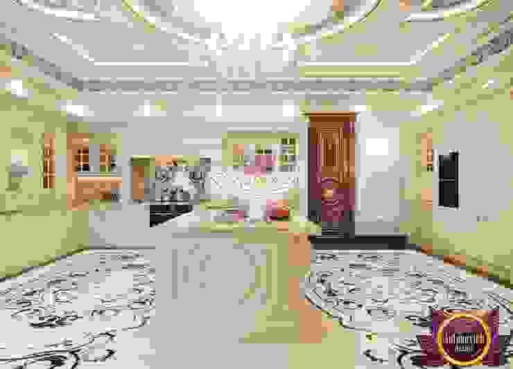 Kitchen decoration ideas of Katrina Antonovich by Luxury Antonovich Design Classic