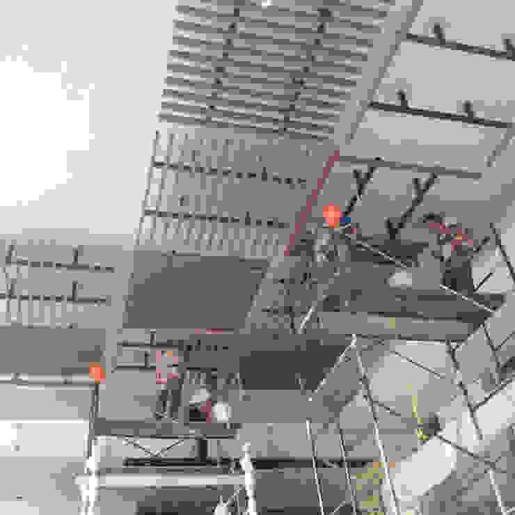 Onice Pisos y Decoracion Pusat Perbelanjaan Modern Komposit Kayu-Plastik