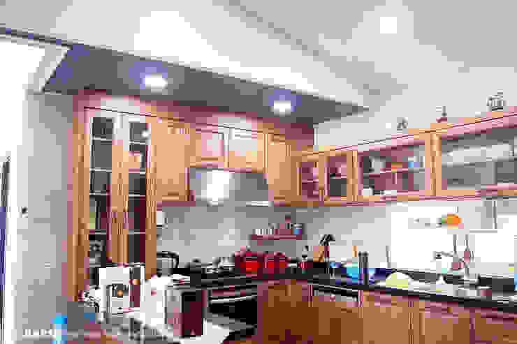 군산 2호 35평형 ALC전원주택 by W-HOUSE 모던 타일