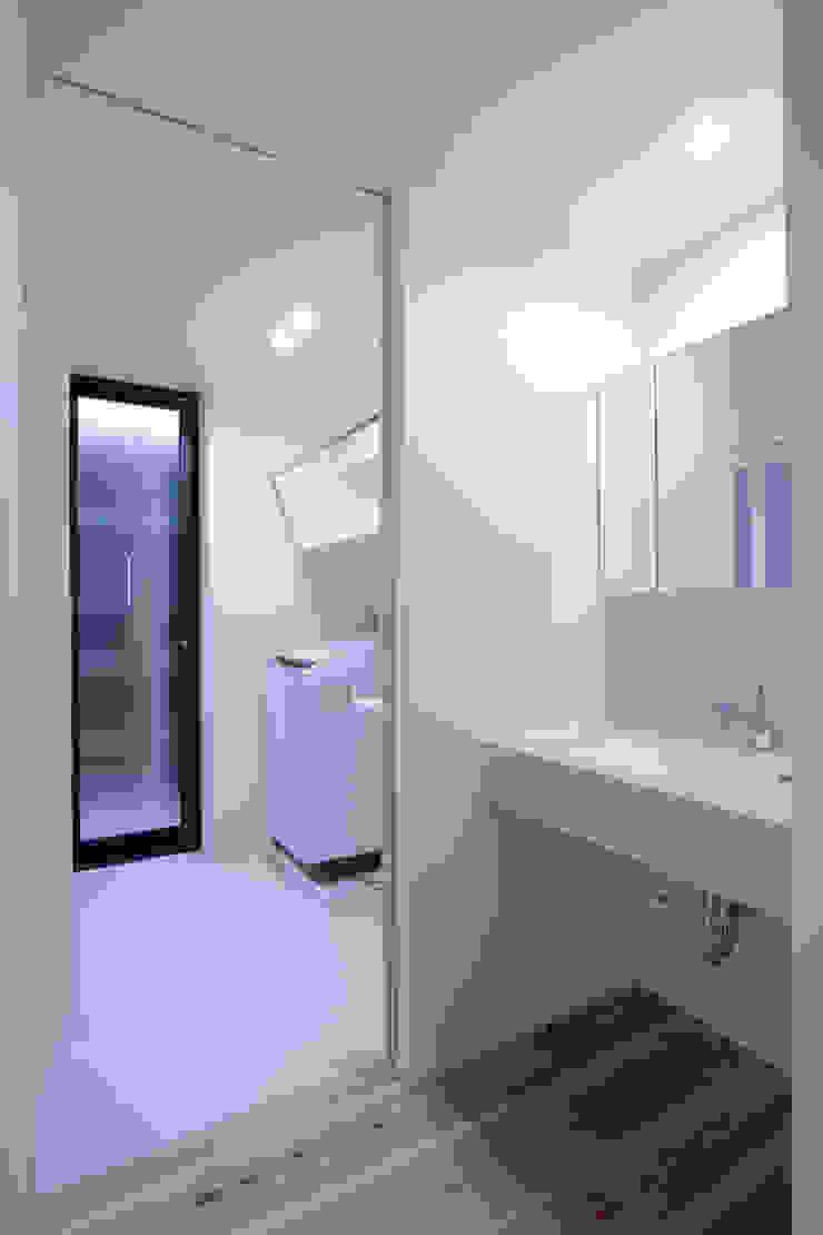 北大和の家 ミニマルスタイルの お風呂・バスルーム の ニュートラル建築設計事務所 ミニマル