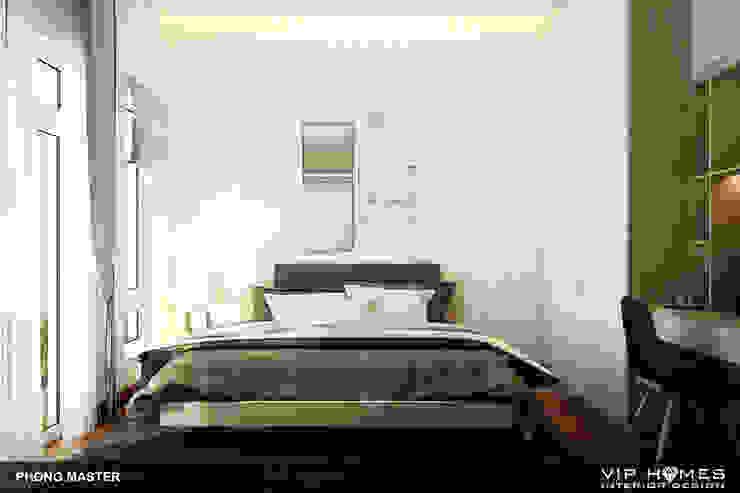 Thiết kế nội thất phòng Master bởi homify