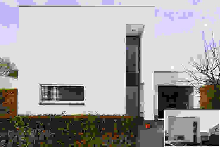 exterieur Moderne huizen van KleurInKleur interieur & architectuur Modern