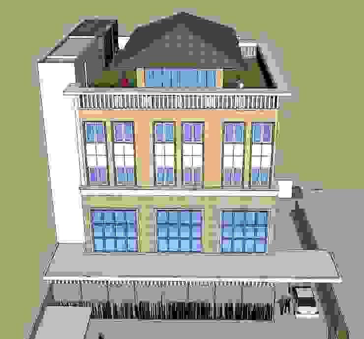 CIHO:modern  oleh sony architect studio, Modern