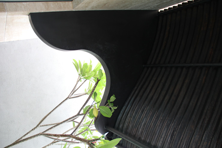CINERE AT MAJALAH ASRI Dinding & Lantai Modern Oleh sony architect studio Modern