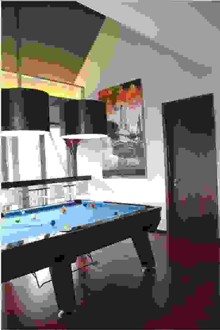 CINERE AT MAJALAH LARAS Ruang Media Modern Oleh sony architect studio Modern