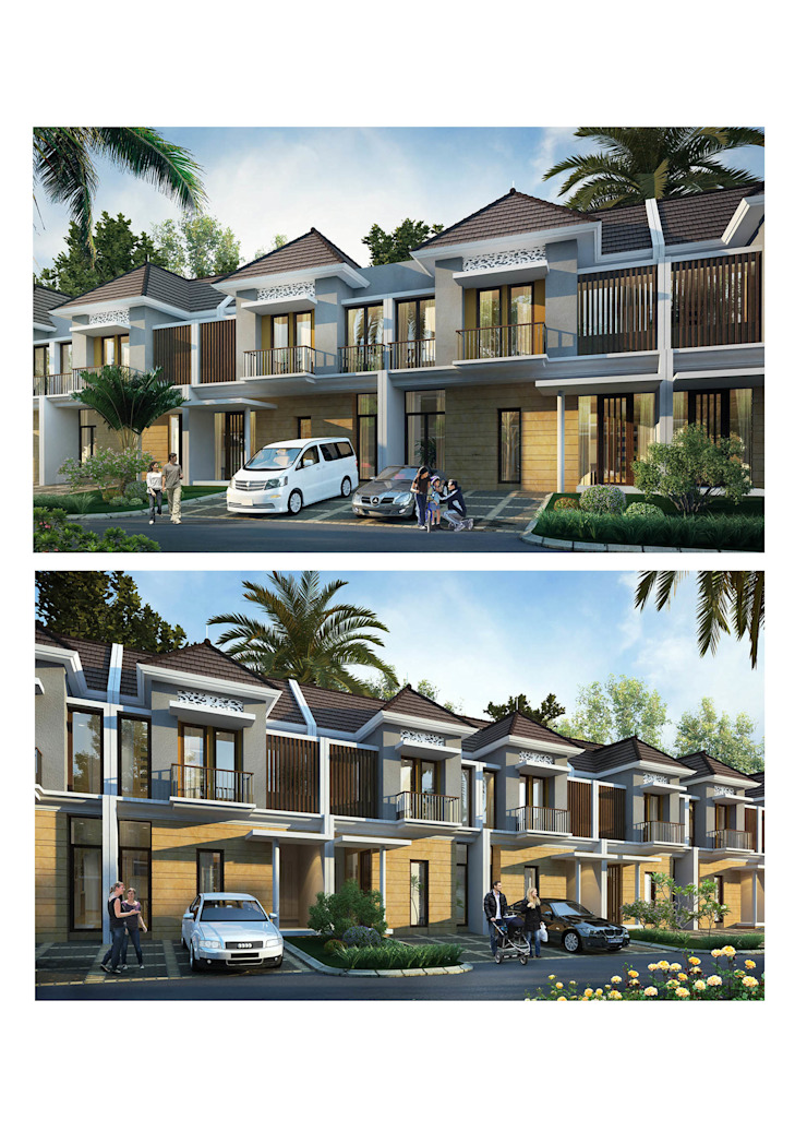 CIPUTRA PROJECT:modern  oleh sony architect studio, Modern