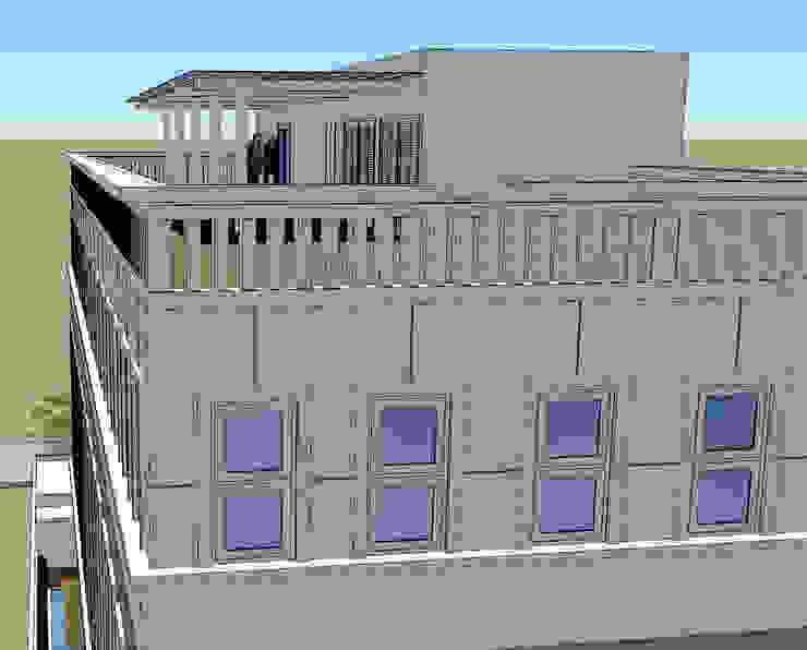 ERIC, JL. KAJI:modern  oleh sony architect studio, Modern