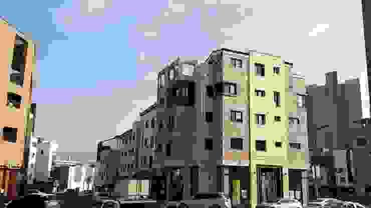하남 근린생활 및 다세대 주택 모던스타일 주택 by 엘손건축사사무소 모던