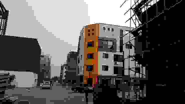 하남 다가구주택 모던스타일 주택 by 엘손건축사사무소 모던