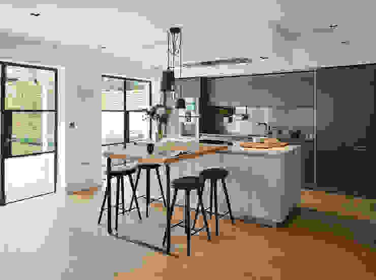 Timeless Living Kitchen Architecture Cocinas modernas