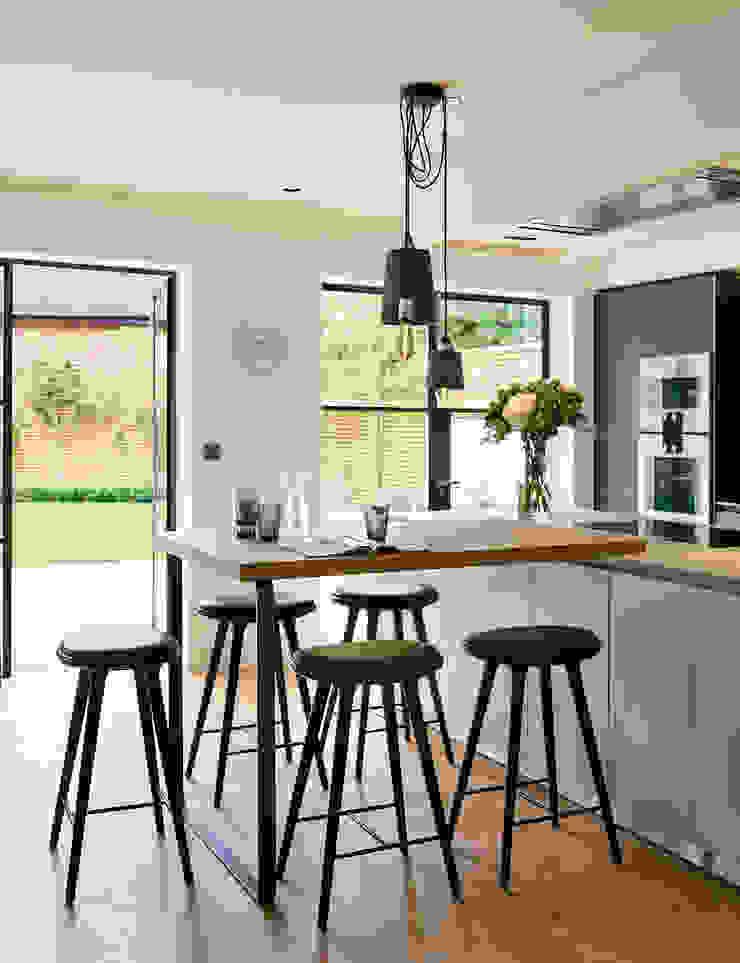 Timeless Living Kitchen Architecture Modern kitchen