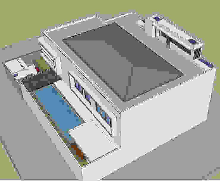 HENDRY AGUS:modern  oleh sony architect studio, Modern
