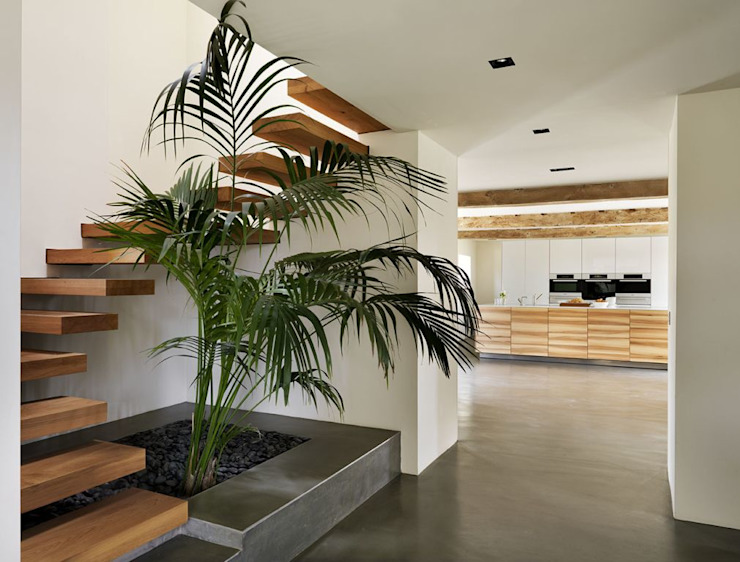 Barn conversion Nhà bếp phong cách hiện đại bởi Kitchen Architecture Hiện đại