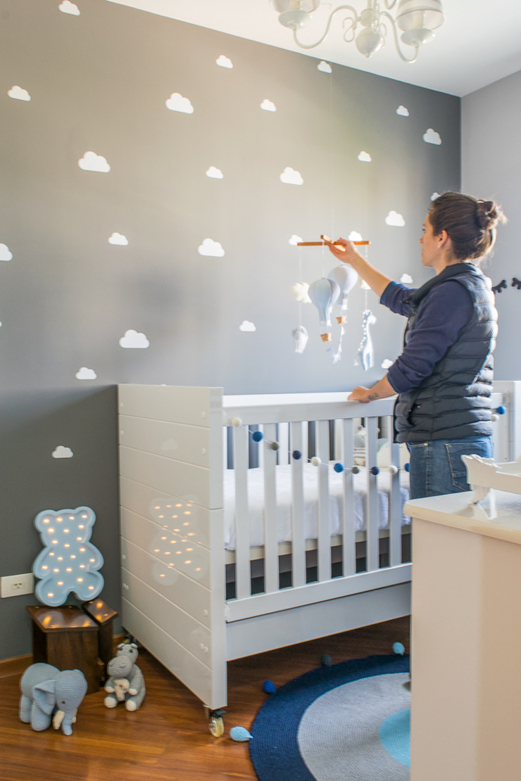 NOMA ESTUDIO Nursery/kid's room