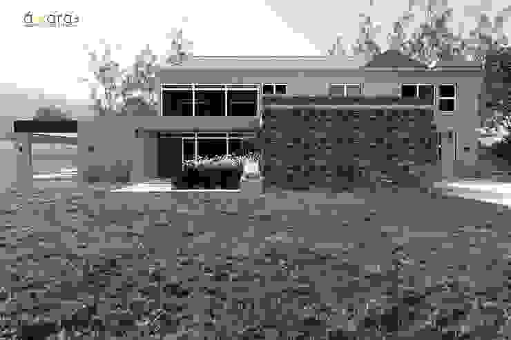 Nhà phong cách kinh điển bởi áwaras arquitectos Kinh điển
