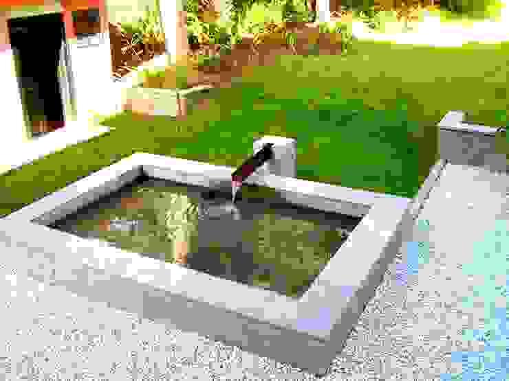 Fuente Jardineros de interior Estanques de jardín