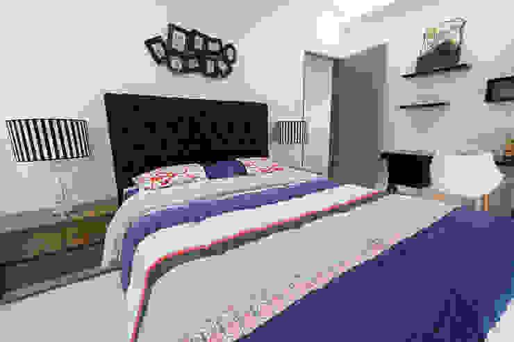 ACE Hotel & Suites Modern style bedroom by TG Designing Corner Modern