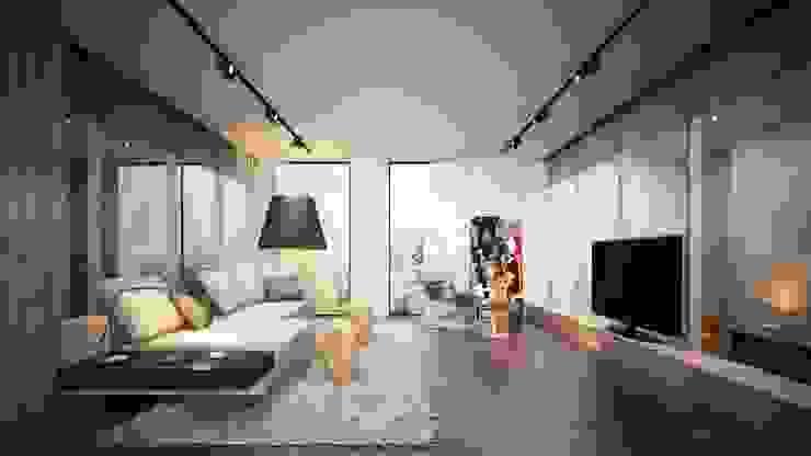 Private Residence – K.Plue โดย Paronata Company Limited