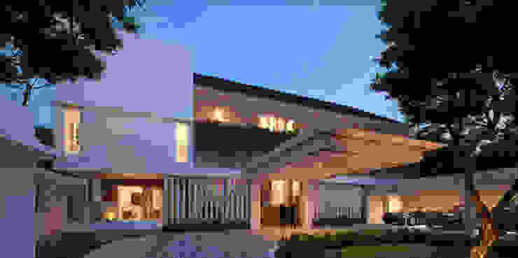 Casas de estilo  por sony architect studio,