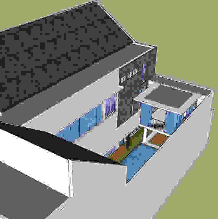 LEBAK BULUS:modern  oleh sony architect studio, Modern