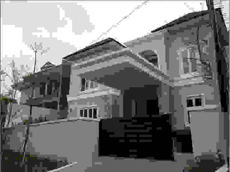 現代房屋設計點子、靈感 & 圖片 根據 sony architect studio 現代風