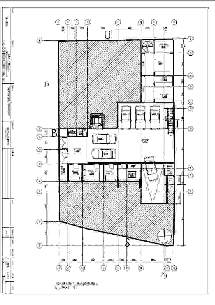 LINDA PONDOK INDAH:modern  oleh sony architect studio, Modern