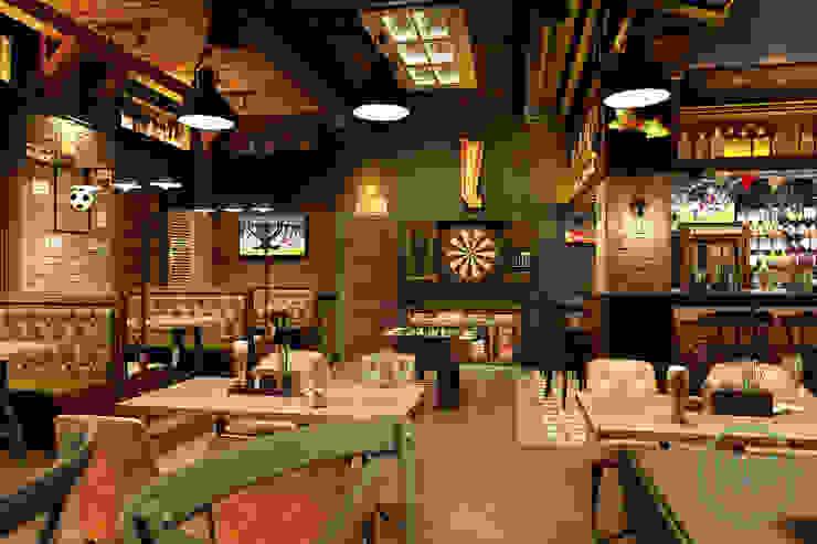 Solo Design Studio Bars & clubs Green