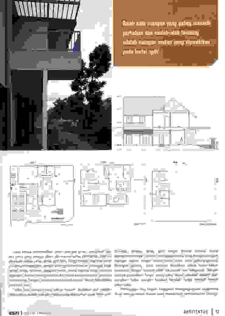 MERY SOFY RESIDENCE:modern  oleh sony architect studio, Modern