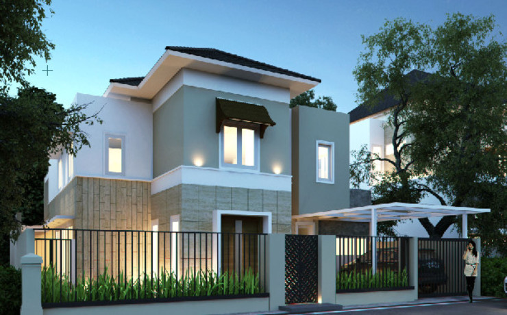 modern  by sony architect studio, Modern