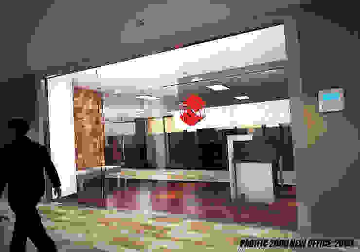 PACIFIC 2000 Bangunan Kantor Modern Oleh sony architect studio Modern