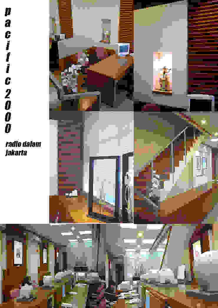 PACIFIC 2000 RADIO DALAM Oleh sony architect studio