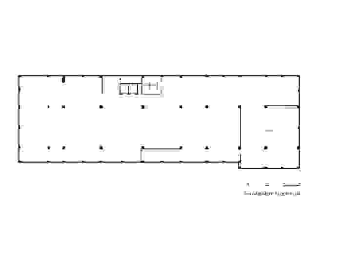 Trường Đại học Kiến trúc TPHCM (UAH): hiện đại  by truong an design consultant corporation, Hiện đại