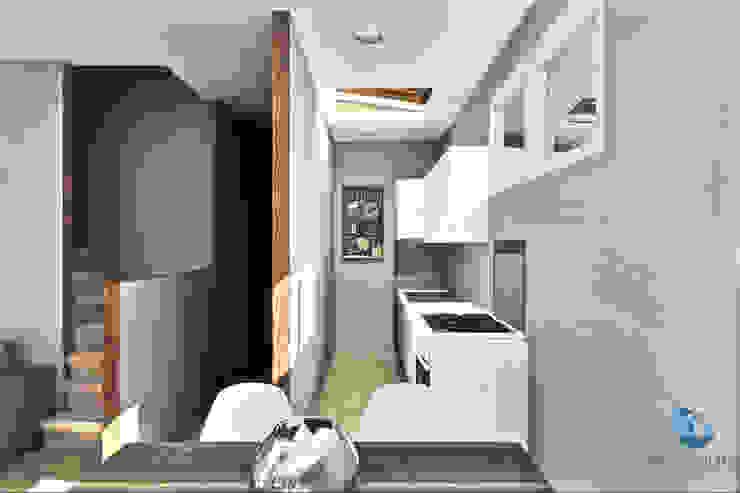 by NidoSur Arquitectos - Valdivia Modern Wood Wood effect