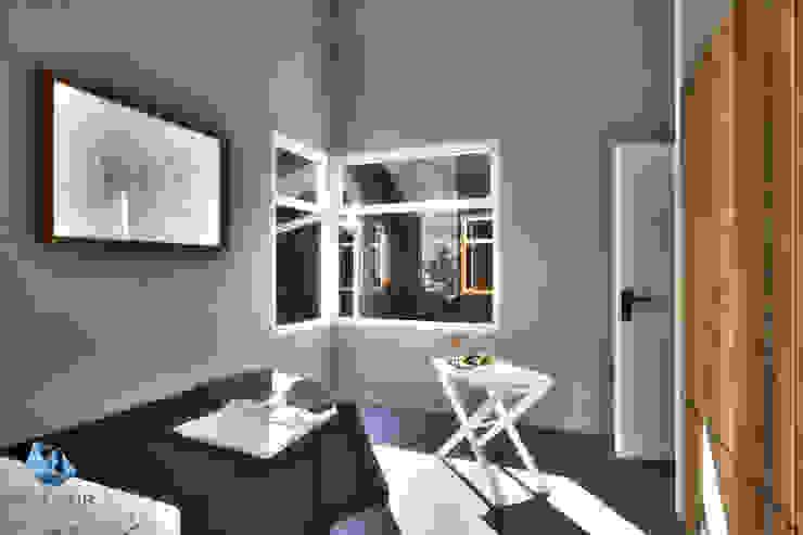 Interior - Dormitorios Dormitorios de estilo moderno de NidoSur Arquitectos - Valdivia Moderno Madera Acabado en madera