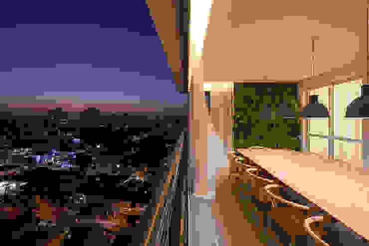 Apartamento Portugal Salas de jantar minimalistas por GDL Arquitetura Minimalista